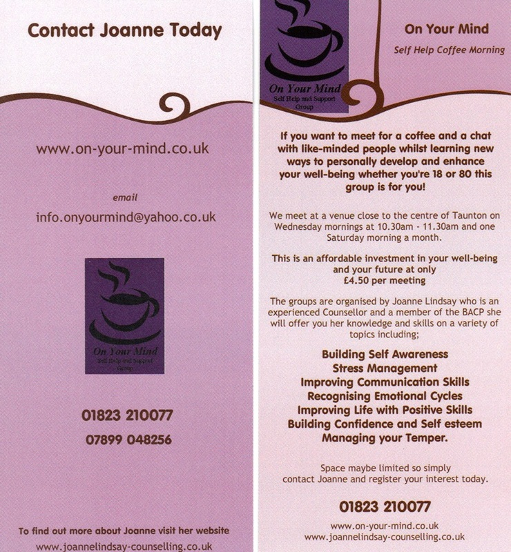 My Blog - Joanne Lindsay Counselling , Hypnotherapy and Holistic